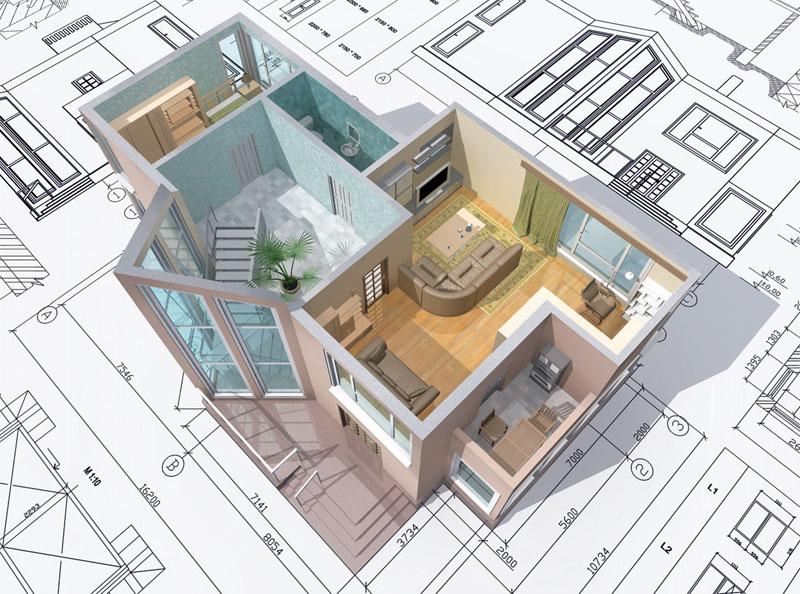 Правила создания дизайна дома