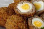 Как сделать котлеты чтобы внутри было яйцо